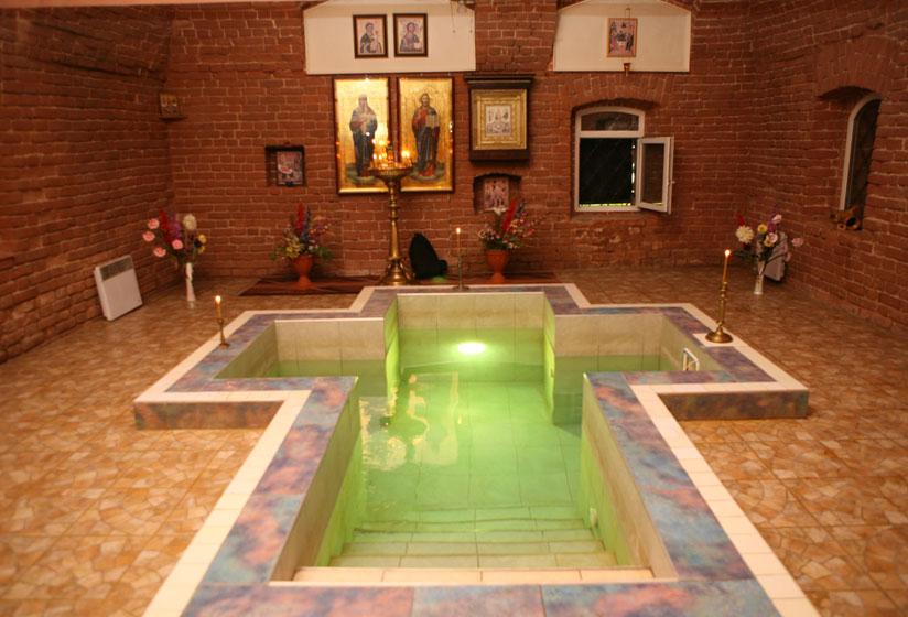 Как сделать купель в храме - Хобби и увлечения